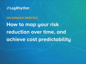 How to map your risk reduction over time, and achieve cost predictability
