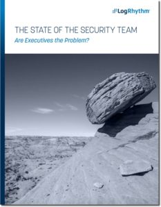The State of the Security Team - Are executives the problem? cover
