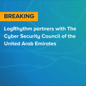 LogRhythm partners with The Cyber Security Council of the United Arab Emirates